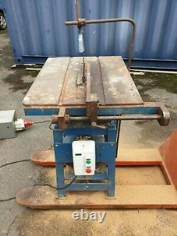 Electric Table Saw 3 Phase Quality Heavy duty