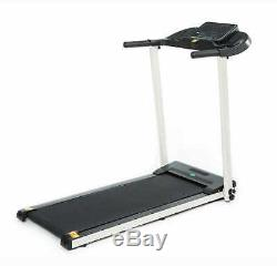 Electric Treadmill 1.25HP Fitness Running Workout Heavy Duty Exercise Machine