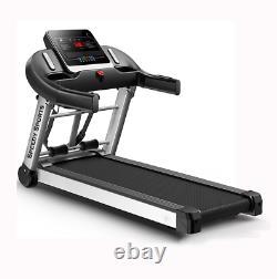 Electric Treadmill 1.5 HP Heavy Duty Walking Jogging Exercise Folding Machine