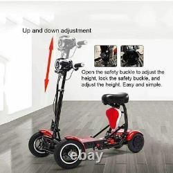 Electric Wheelchair Lightweight Electric Wheel chair Power Wheelchairs Motorized