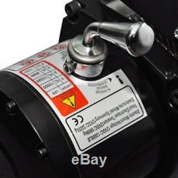 Electric Winch Heavy Duty 13000 lbs/ 5909 kg 12V 6.0 hp / 4.5 KW Remote Control