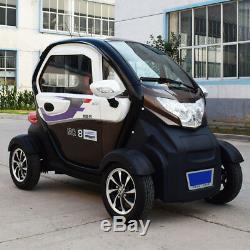 Eletrisch Mopedauto Eco-Z 3kw Electric Behinderten Rollstuhl Elektroauto City