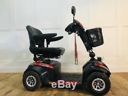 Envoy 8 Long Range Road Legal Mobility Scooter Shop Rider