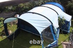 Family 6 Birth Tent Includes Gas Stove, Camp Bedding and Electric Cables (Used)