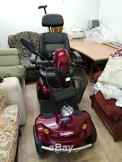 Freerider Kensington S 8 Mph Mobility Scooter In Absolutely Stunning Condition