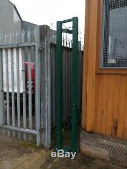 HEAVY DUTY ELECTRIC SLIDING GATES Cost £14,000Must go quickly £9950