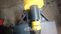 HEAVY DUTY LOG SPLITTER ELECTRIC 4kw WOOD TIMBER CUTTER