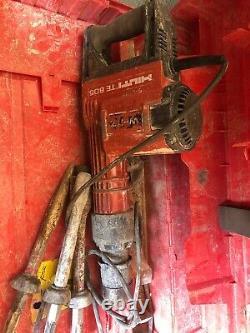 HILTI TE 805 HEAVY DUTY, FAST SHIPPING-Very Powerful 120V Electric Demo Hammer
