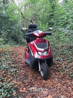 Heartway / Drive Royale 3 Heavy Duty On / Off Road All Terrain Mobility Scooter