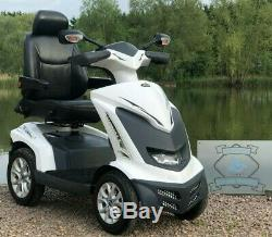 Heartway Drive Royale 8mph Mobility Scooter WHITE Warranty