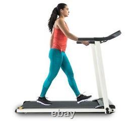 Heavy Duty 1.25 HP Electric Treadmill Motorized Folding Running Machine Jogging