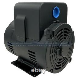 Heavy Duty 7.5hp, 3450 Rpm, Single Phase, 213t Frame Compressor Electric Motor