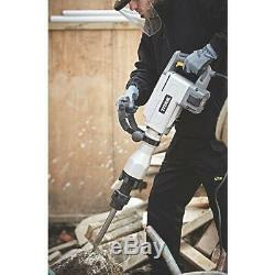 Heavy Duty Breaker 230V Powerful Concrete Demolition Hammer Drill Machine