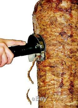 Heavy Duty Electric Gyros, Gyro, Shawarma, Kebab, Kebob Knife