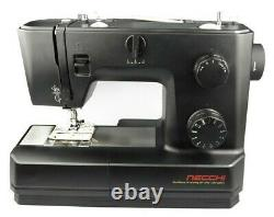 Heavy Duty Necchi Jeans JP12 Sewing Machine + Free Guidebook