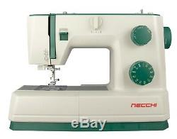 Heavy Duty Necchi Q421A Sewing Machine + Ext Table