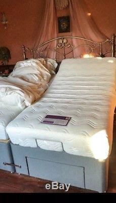 Heavy duty Electric adjustable single bed