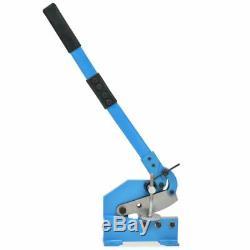 Heavy-duty Hand Lever Sheet Metal Shear Scissors Electric Cutter Multifunctional