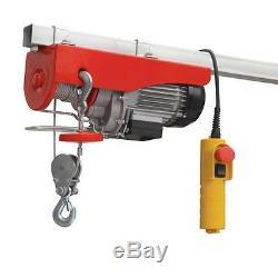 Hilka 500KG Capacity Lifting Hoist garage workshop electric crane pulley