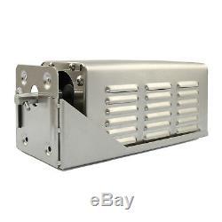 Hog Roaster Motor Electric Spit Rotisserie BBQ Heavy Duty Stainless Steel 90kg