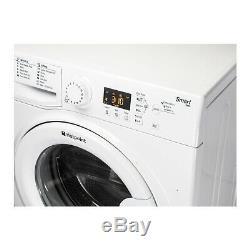 Hotpoint WMFUG742P Washing Machine, 7 kg Wash Load, 1400 RPM Spin Speed White