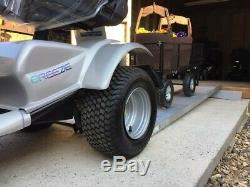 Huge Tga Breeze Ltd Edition- All Terrain On Off Road Mobility Scooter Golf Buggy