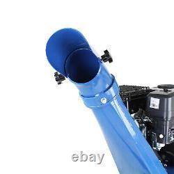 Hyundai 7hp Petrol Wood Chipper Heavy Duty ELECTRIC START HYCH7070E-2