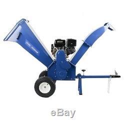 Hyundai HYCH1500E-2 14hp Petrol 4-Stroke Electric Key Start Heavy Duty Wood Chip