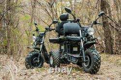 Invader Off Road Mobility Scooter 8-16mph, All Terrain, scooter