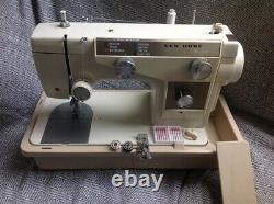 Janome New Home 690 Multi Stitch Heavy Duty Semi Industrial Sewing Machine