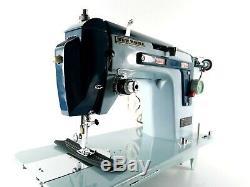 Janome New Home Zigzag Semi Industrial Heavy Duty 120 Watt Sewing Machine