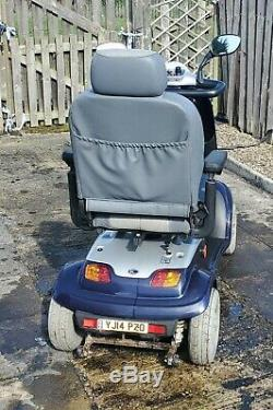 KYMCO MAXI XLS FORU 8MPH ELECTRIC MOBILITY SCOOTER Immaculate Condition
