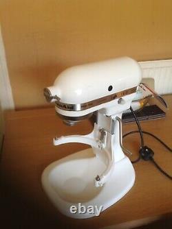 Kitchen aid heavy duty mixer