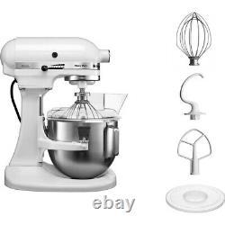 KitchenAid 4.8L HEAVY DUTY Stand Mixer 5KPM5 White NEW