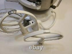 KitchenAid 5qt Mixer Heavy Duty Series With Bowl And Attachments