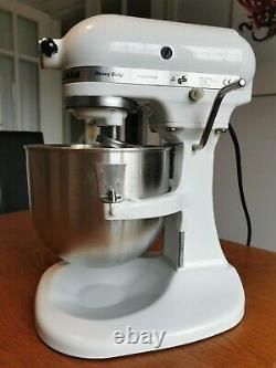 KitchenAid Heavy Duty 4.8lt Mixer 5KPM50