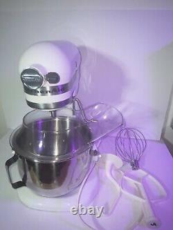 KitchenAid Hobart K5SS Heavy Duty Series Mixer 10 Speed with Bowl And Attachments