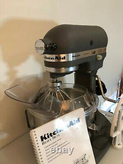 Kitchenaid Stand Mixer Heavy Duty SKU SKPM5BER plack slate