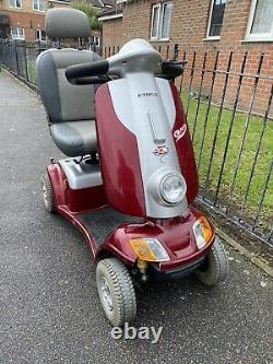 Kymco 4 U Midi XLS 4 and 8 mph Mobility Scooter