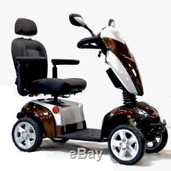 Kymco Agility Bronze Compact 8mph Mobility Scooter 3 Months FREE Insurance