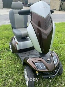 Kymco Agility Electric Mobility Scooter 8mph
