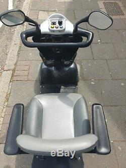 Kymco Foru Tandem 2 Seater 8 mph Mobility Scooter