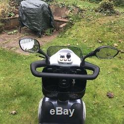 Kymco Midi 8mph Compact Mobility Scooter. VERY REASONABLE CONDITION. PART EXCH