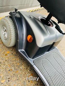 Kymco Midi XLS Foru 8 MPH Mid Size Pavement Mobility Scooter & Warranty