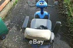Kymco Super 8 Mobility Scooter 8mph Midi EXCELLENT CONDITION, COLLECTION DT6