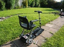 LUGGIE ELITE FOLDING MOBILITY SCOOTER (Up to 22.6 Stone 145kg User Weight)
