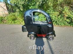 Limited Edition Cabin Car Mobility Scooter