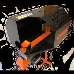 Log Splitter 5 Ton Fast Electric Hydraulic Wood Timber Cutter 2200 Watt Motor