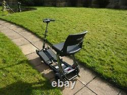 Luggie Folding Mobility Scooter Ideal For Car Boot & Travel