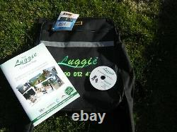 Luggie Folding Mobility Scooter Ideal For Car Boot & Travel (Only Used Twice)